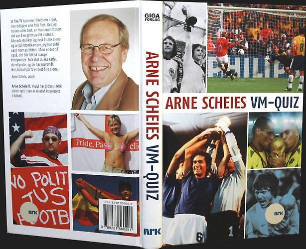 Arne Scheies VM-quiz